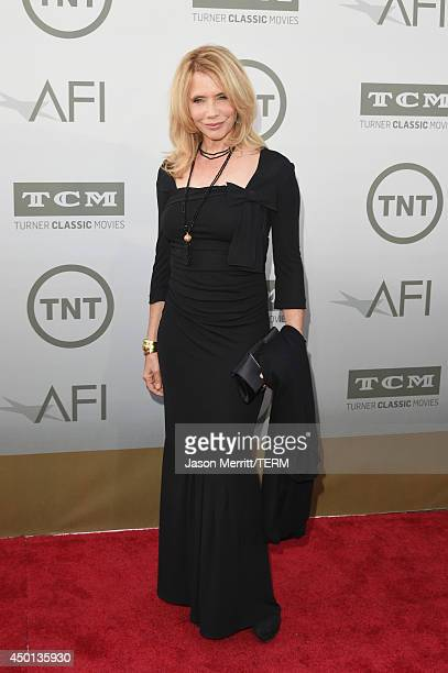 Actress Rosanna Arquette attends the 2014 AFI Life Achievement Award A Tribute to Jane Fonda at the Dolby Theatre on June 5 2014 in Hollywood...