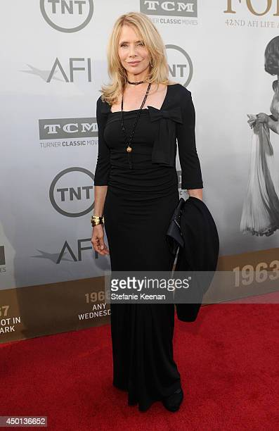 Actress Rosanna Arquette attends the 2014 AFI Life Achievement Award: A Tribute to Jane Fonda at the Dolby Theatre on June 5, 2014 in Hollywood,...
