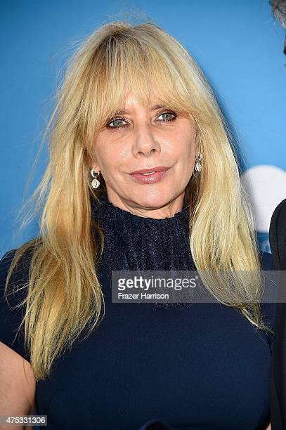 Actress Rosanna Arquette attends the 2015 MOCA Gala presented by Louis Vuitton at The Geffen Contemporary at MOCA on May 30 2015 in Los Angeles...