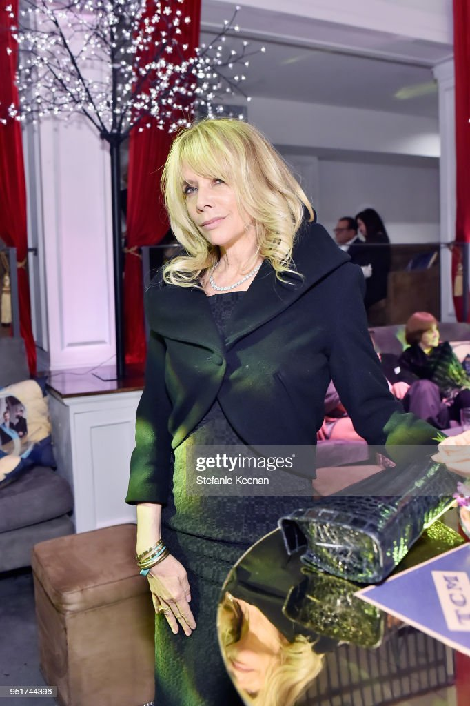 Actress Rosanna Arquette attends the 2018 TCM Classic Film Festival Opening Night After Party on April 26, 2018 in Hollywood, California. 350671.