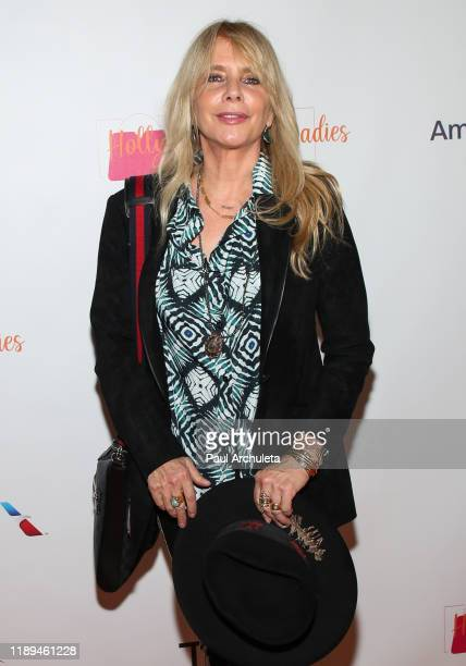 Actress Rosanna Arquette attends the Lupus LA 2019 Hollywood Bag Ladies Luncheon at The Beverly Hilton Hotel on November 22, 2019 in Beverly Hills,...