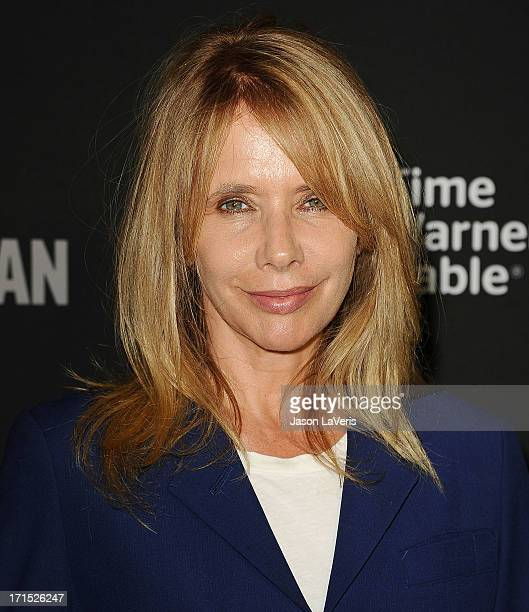 """Actress Rosanna Arquette attends the series premiere of """"Ray Donovan"""" at the DGA Theater on June 25, 2013 in Los Angeles, California."""