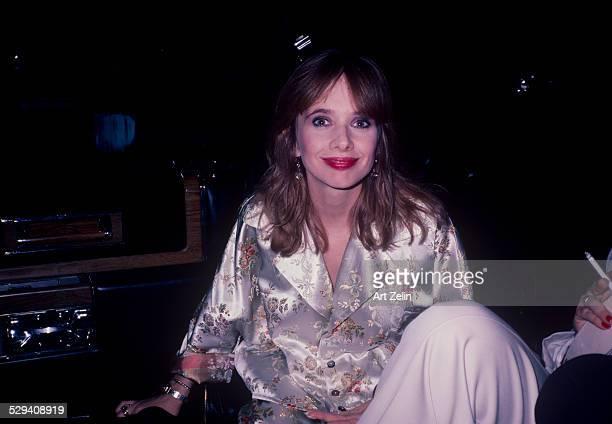 Actress Rosanna Arquette circa 1980