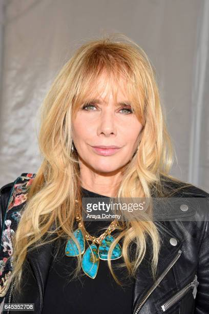 Actress Rosanna Arquette during the 2017 Film Independent Spirit Awards at the Santa Monica Pier on February 25 2017 in Santa Monica California