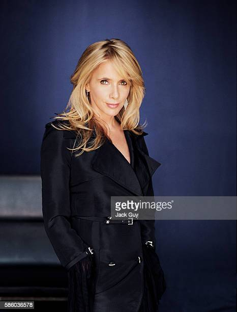 Actress Rosanna Arquette is photographed in 2006 in Los Angeles California