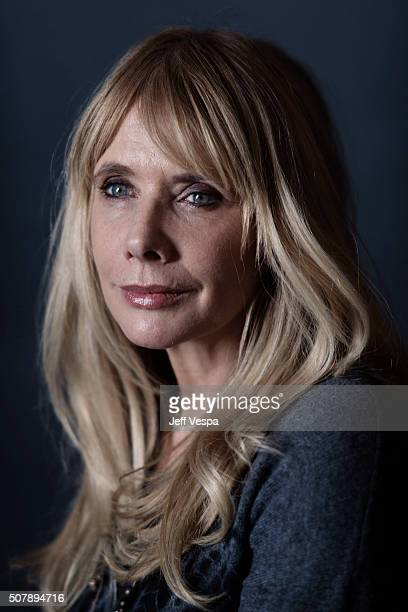 Actress Rosanna Arquette of 'Lovesong' poses for a portrait at the 2016 Sundance Film Festival on January 24 2016 in Park City Utah