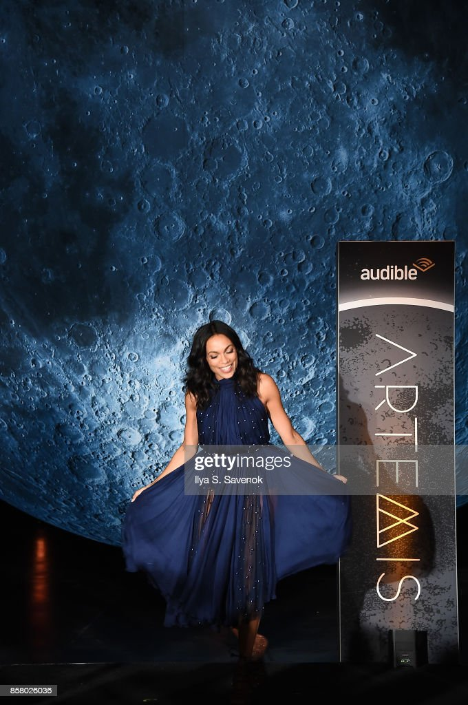 Museum of Artemis: Life on the Moon, Presented by Audible Opening Event at the Classic Car Club of Manhattan in New York City