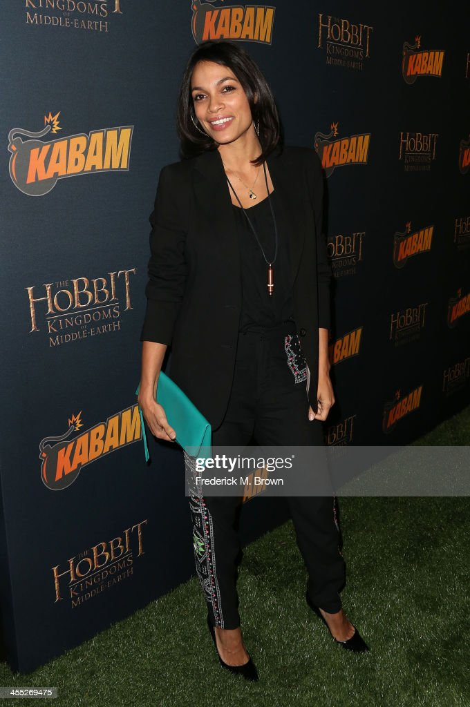 """The Hobbit: The Desolation Of Smaug"" Expansion Pack Mobile Game Launch - Arrivals"