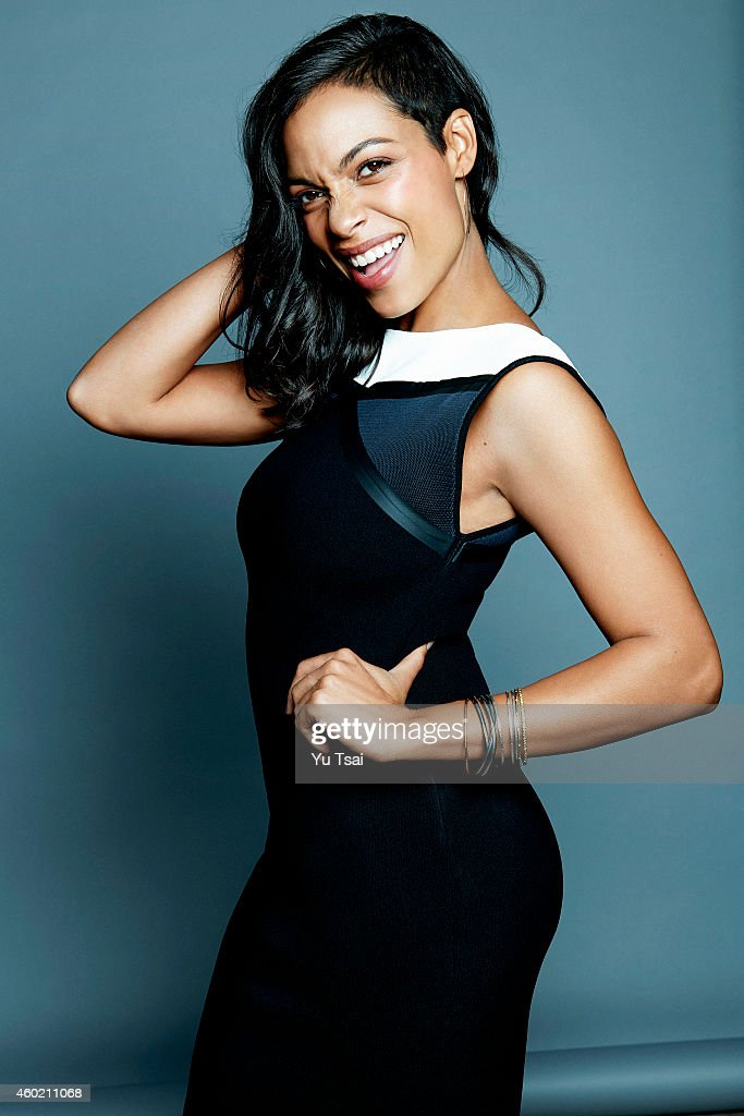 Actress Rosario Dawson is photographed for Variety on September 6, 2014 in Toronto, Ontario.