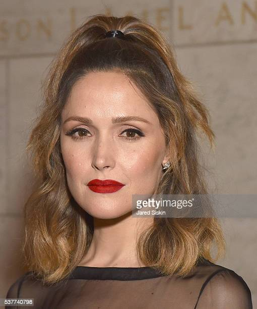 Actress Rose Byrne attends as CHANEL Fine Jewelry Celebrates The New York Public Library Treasures Collection at The New York Public Library on June...