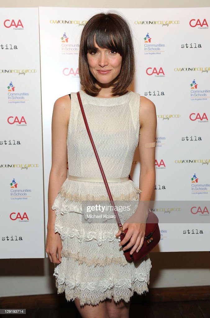 CAA 2011 Young Hollywood Party Benefiting Communities In Schools : News Photo