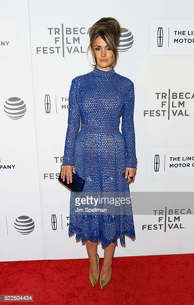 """Actress Rose Byrne attends the 2016 Tribeca Film Festival- """"The Meddler"""" premiere - at John Zuccotti Theater at BMCC Tribeca Performing Arts Center..."""