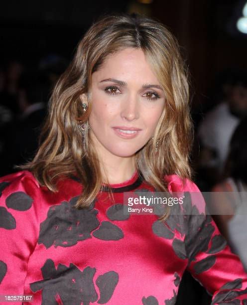 Actress Rose Byrne attends the premiere 'Insidious Chapter 2' on September 10 2013 at Universal CityWalk in Universal City California
