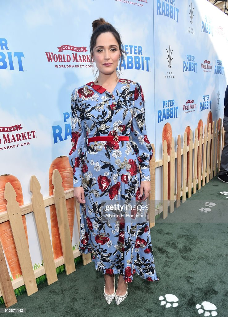 "Premiere Of Columbia Pictures' ""Peter Rabbit"" - Red Carpet"