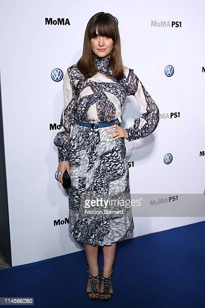 Actress Rose Byrne attends the Volkswagen MoMA MoMA PS1 celebratory dinner at The Museum of Modern Art on May 23 2011 in New York City