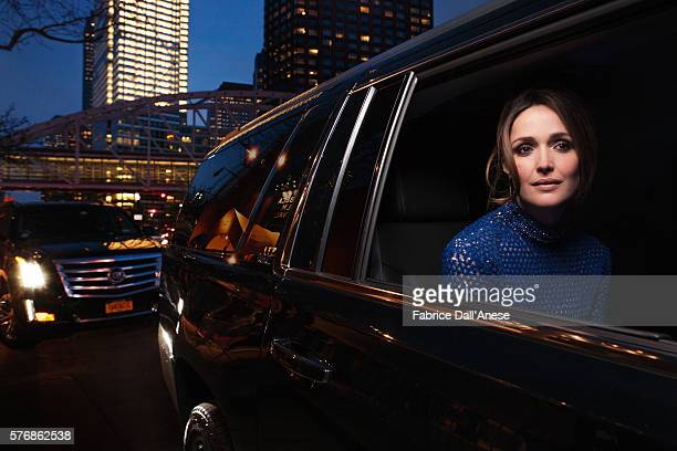 Actress Rose Byrne is photographed for Vanity Faircom on April 19 2016 in New York City
