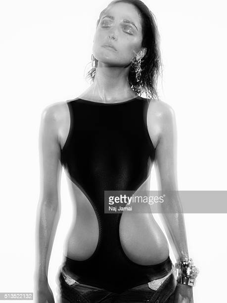 Actress Rose Byrne is photographed for Violet Grey Magazine on March 2 2015 in Los Angeles California PUBLISHED IMAGE