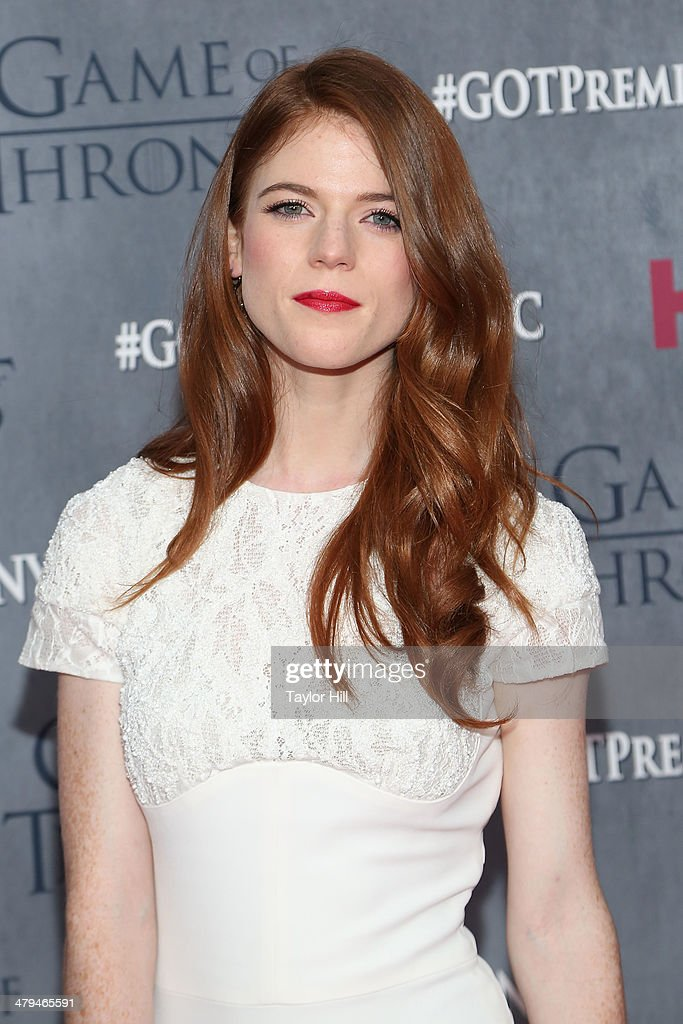 'Game Of Thrones' Season 4 New York Premiere : News Photo