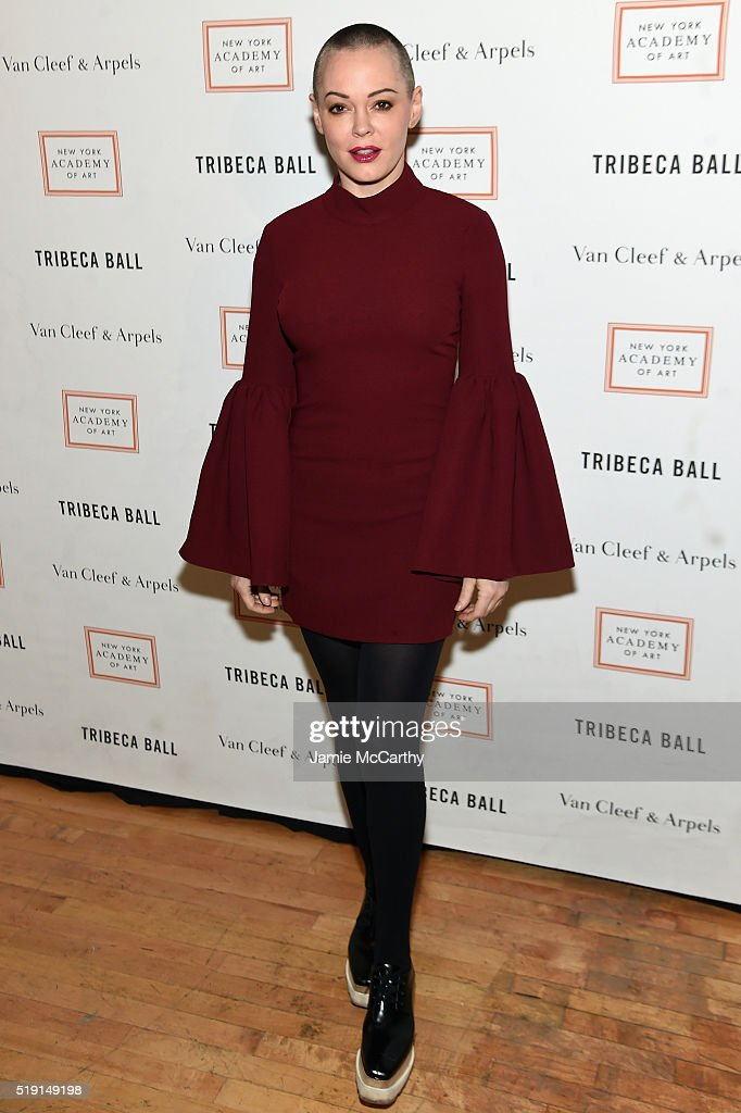 New York Academy Of Art's Tribeca Ball 2016