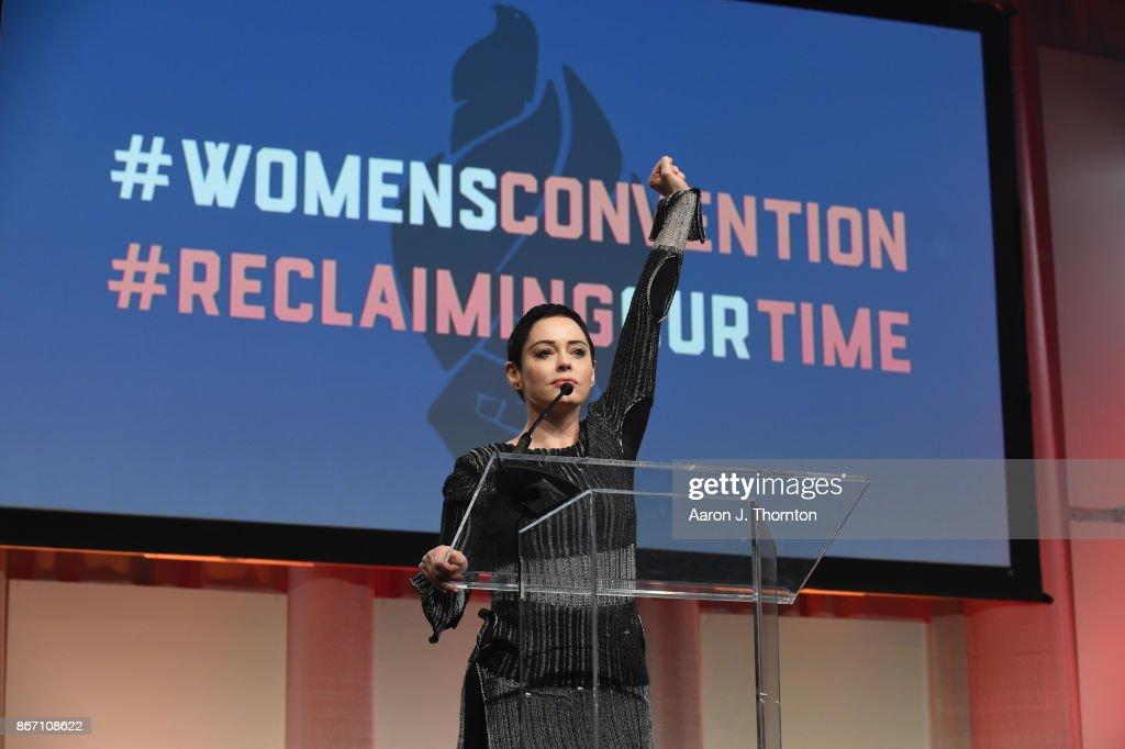 The Women's Convention : Nachrichtenfoto