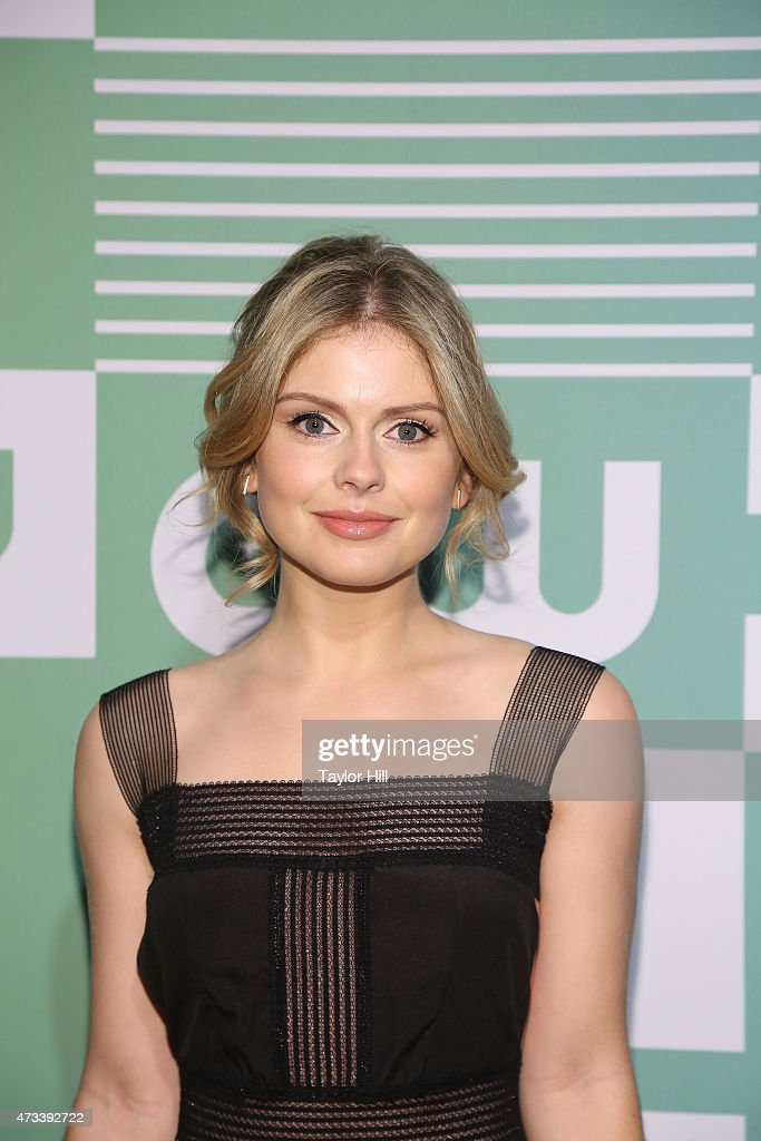 Rose McIver - The CW Networks Upfront in New York City 05