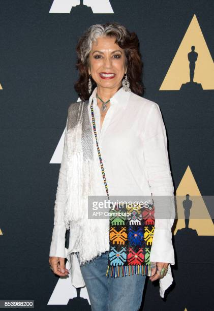 Actress Rose Portillo attends the 35mm screening of 'Zoot Suit' the opening film of the Academy's screenings series 'From Latin America To Hollywood'...