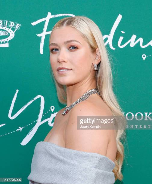 """Actress Rose Reid attends the premiere of """"Finding You"""" at the Franklin Theatre on May 12, 2021 in Franklin, Tennessee."""