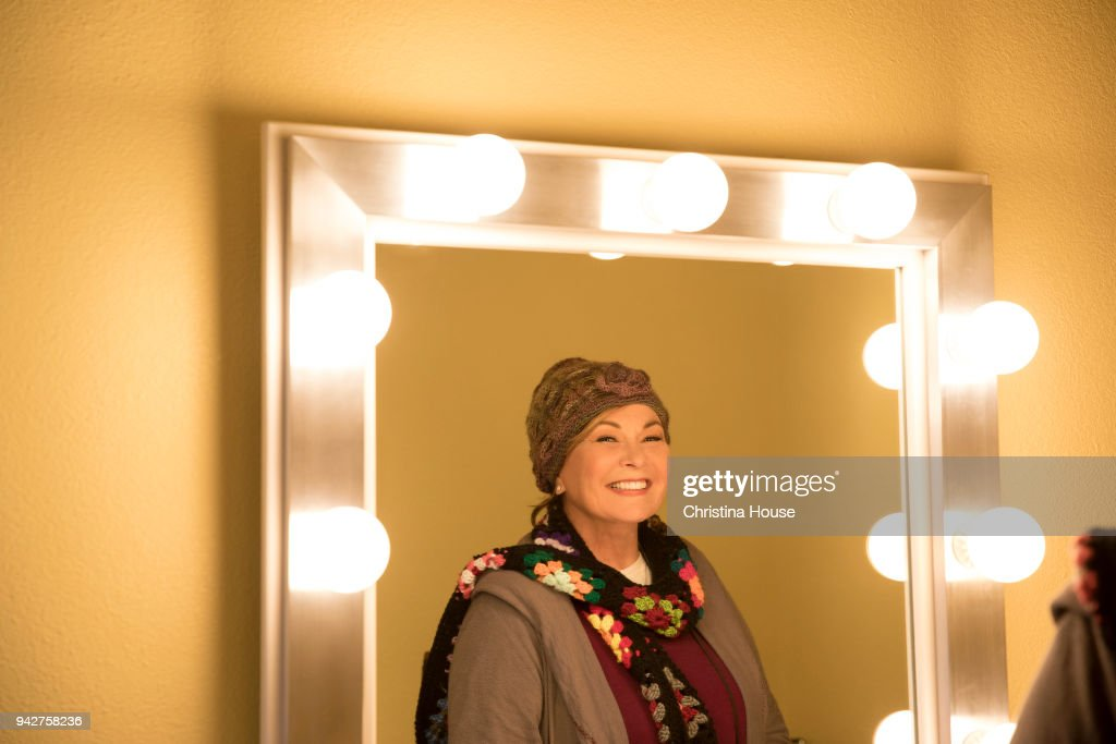 Roseanne Barr, Los Angeles Times, March 27, 2018
