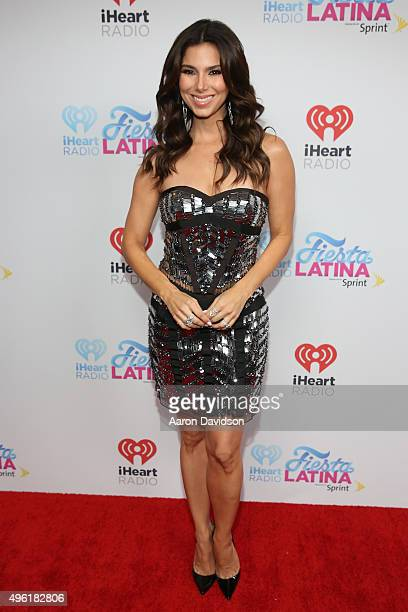 Actress Roselyn Sanchez attends iHeartRadio Fiesta Latina presented by Sprint at American Airlines Arena on November 7 2015 in Miami Florida
