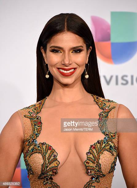 Actress Roselyn Sanchez attends the 15th Annual Latin GRAMMY Awards at the MGM Grand Garden Arena on November 20 2014 in Las Vegas Nevada