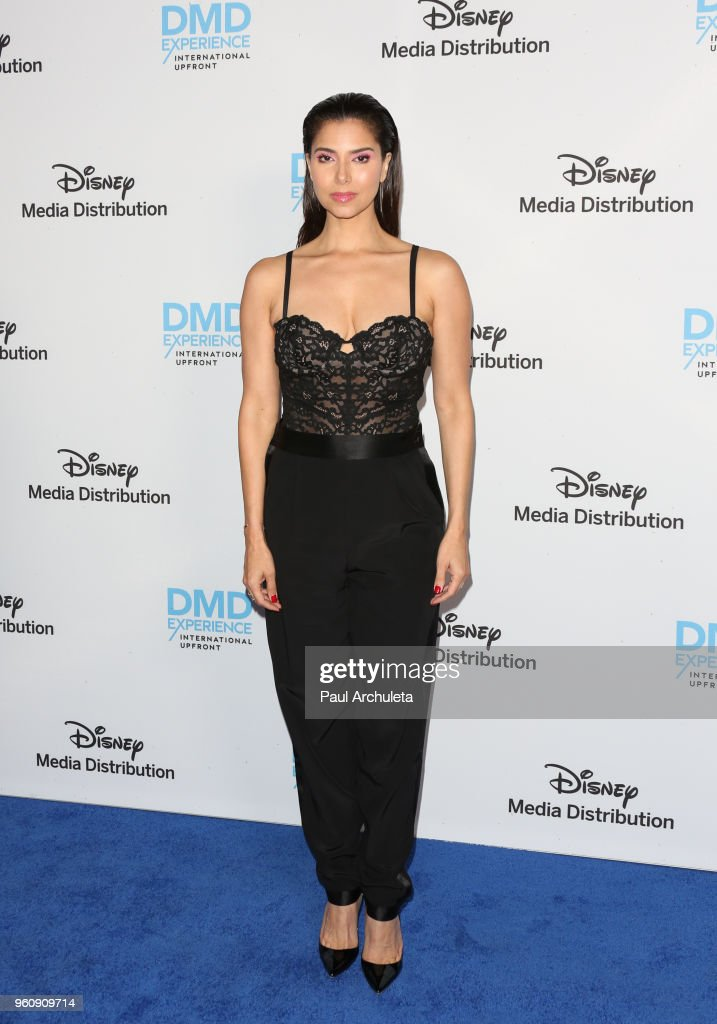 Actress Roselyn Sanchez attends the Disney/ABC International Upfronts at the Walt Disney Studio Lot on May 20, 2018 in Burbank, California.