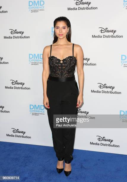 Actress Roselyn Sanchez attends the Disney/ABC International Upfronts at the Walt Disney Studio Lot on May 20 2018 in Burbank California