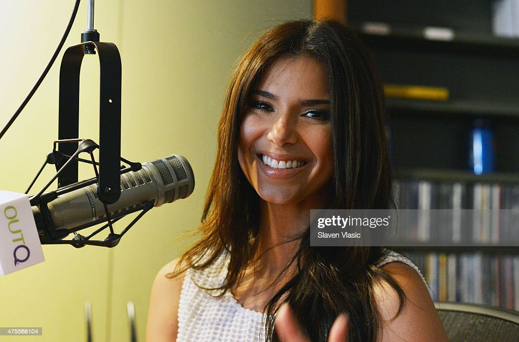 Celebrities Visit SiriusXM Studios - June 1, 2015