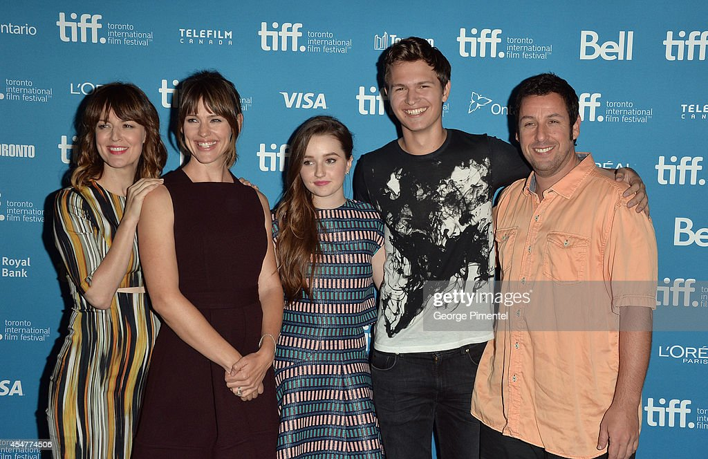 """Men, Women And Children"" Press Conference - 2014 Toronto International Film Festival : Nachrichtenfoto"