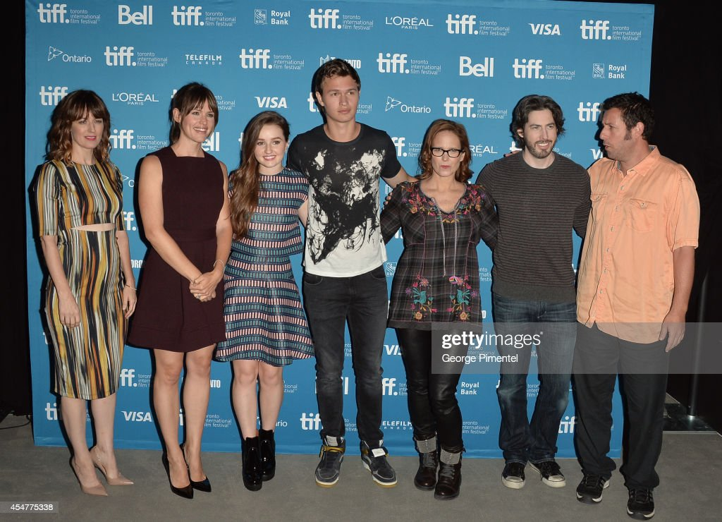 'Men, Women And Children' Press Conference - 2014 Toronto International Film Festival : News Photo