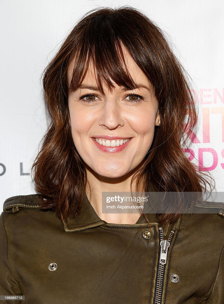 Actress Rosemarie DeWitt attends the 2013 Film Independent Filmmaker Grant And Spirit Award Nominees Brunch at BOA Steakhouse on January 12, 2013 in West Hollywood, California.