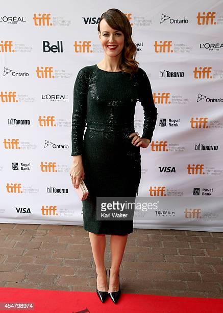 Actress Rosemarie DeWitt attends the Men Women Children Premiere during the 2014 Toronto International Film Festival at Ryerson Theatre on September...
