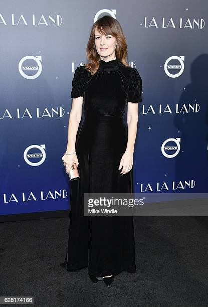 Actress Rosemarie DeWitt attends the premiere of Lionsgate's La La Land at Mann Village Theatre on December 6 2016 in Westwood California