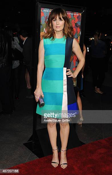 Actress Rosemarie DeWitt attends the premiere of 'Men, Women and Children' at DGA Theater on September 30, 2014 in Los Angeles, California.