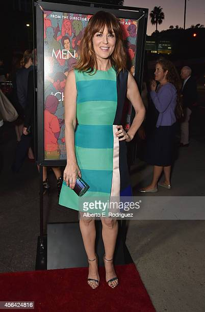 Actress Rosemarie DeWitt attends the premiere of Paramount Pictures' Men Women Children at Directors Guild of America on September 30 2014 in Los...