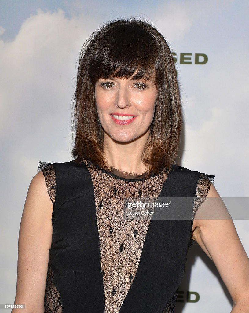Actress Rosemarie DeWitt attends the ''Promised Land' Los Angeles premiere at Directors Guild Of America on December 6, 2012 in Los Angeles, California.