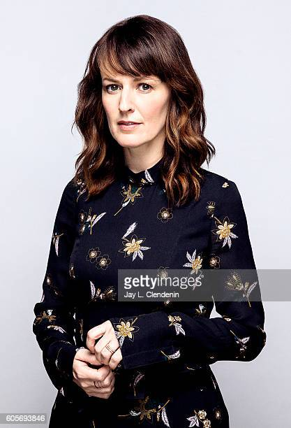 Actress Rosemarie DeWitt from the film 'LA LA LAnd' poses for a portraits at the Toronto International Film Festival for Los Angeles Times on...