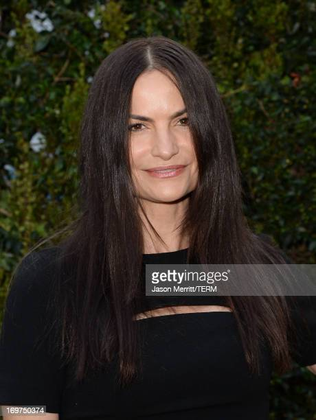 "Actress Rosetta Millington attends the CHANEL Dinner For NRDC ""A Celebration Of Art, Nature And Technology"" held at a private residence on May 31,..."