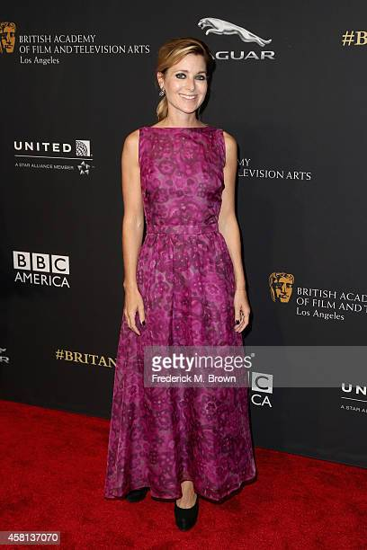 Actress Rosie Fellner attends the 2014 BAFTA Los Angeles Jaguar Britannia Awards Presented By BBC America And United Airlines at The Beverly Hilton...