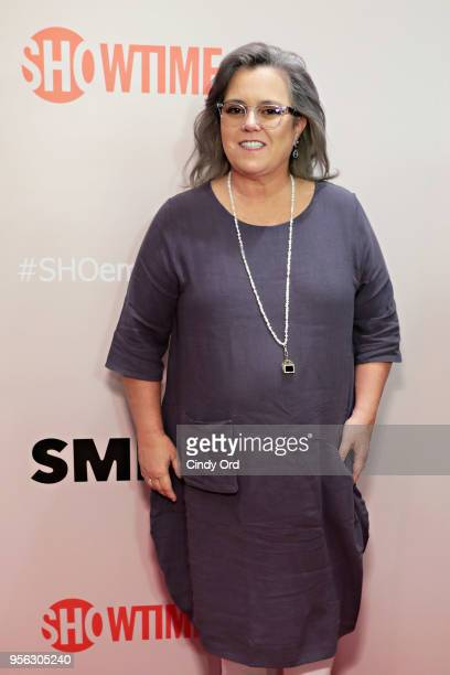 Actress Rosie O'Donnell attends the Showtime Emmy FYC Screening Of SMILF at The Whitney Museum on May 8, 2018 in New York City.