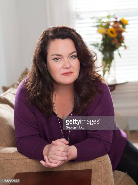 Actress Rosie O'Donnell is photographed for People Magazine on October 15 2012 in Nyack New York