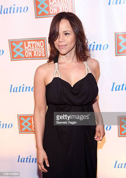 Actress Rosie Perez attends the 2011 CIELO Gala at Cipriani Wall Street on May 10, 2011 in New York City.
