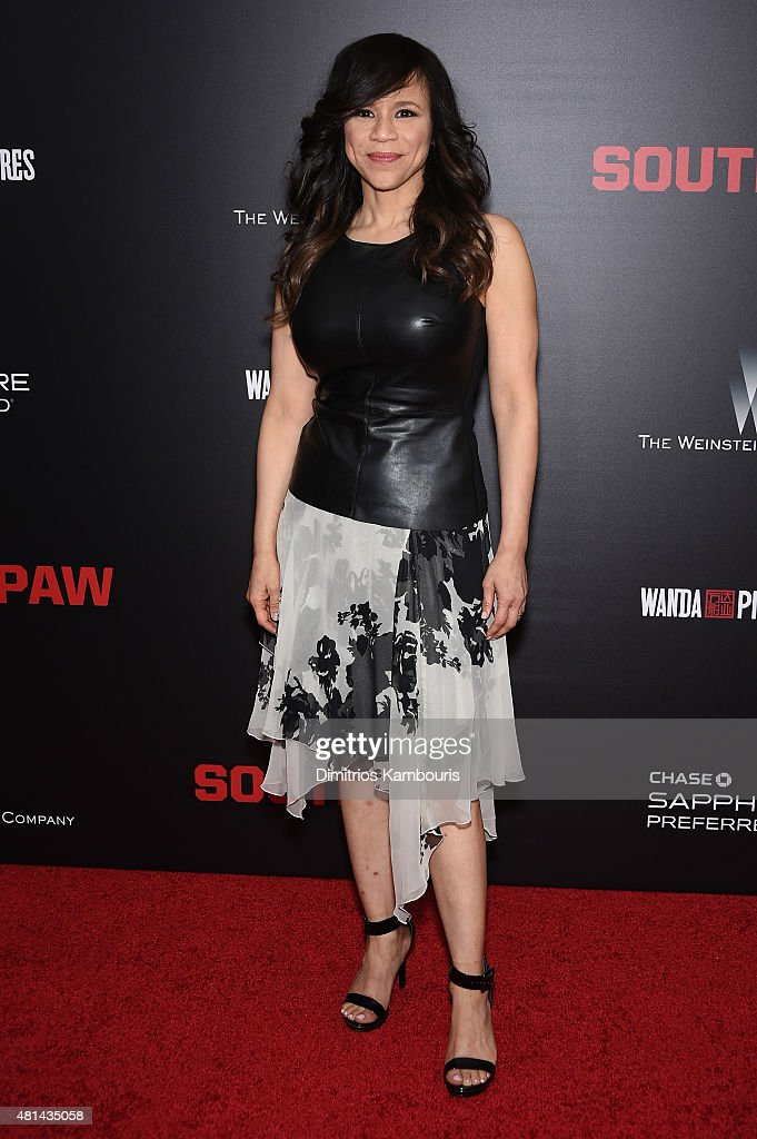 """""""Southpaw"""" New York Premiere -  Inside Arrivals"""