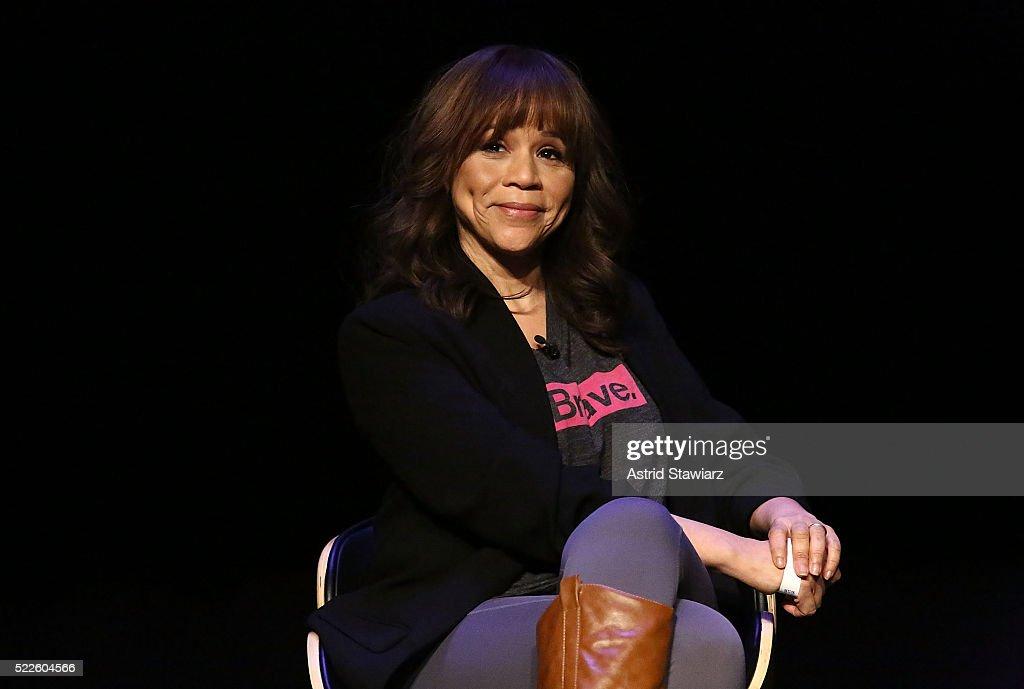 NY: Tribeca Daring Women Summit - 2016 Tribeca Film Festival