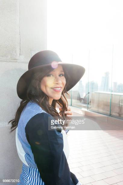 Actress Rosie Perez is photographed for New York Times on February 28 2018 in New York City